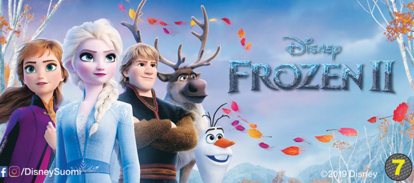 Frozen 2 Kesto