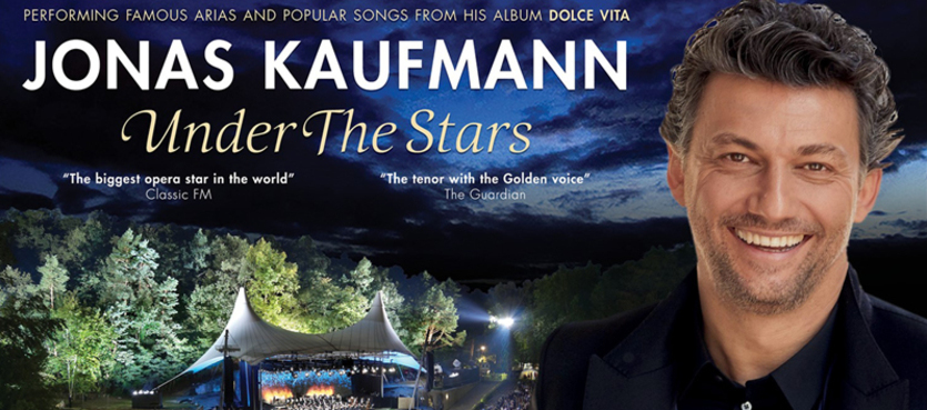JONAS KAUFMANN: Under the stars
