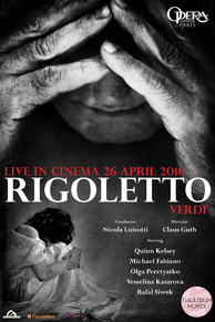 Opera de Paris: RIGOLETTO